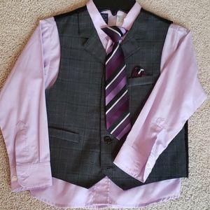 Boy's suit set